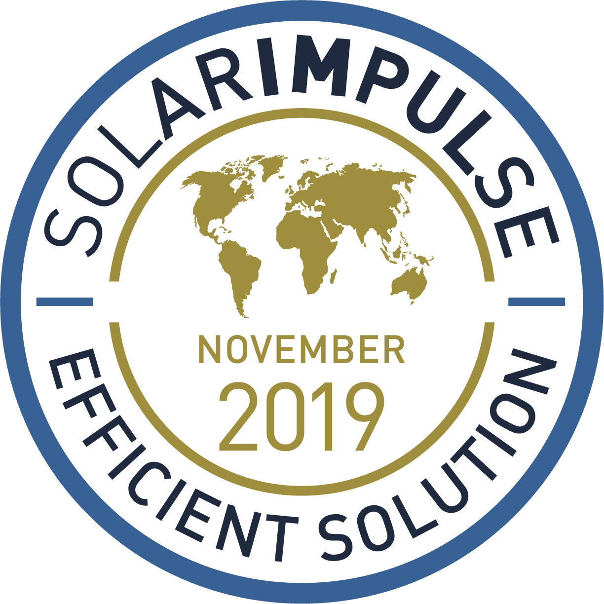 Solar Impulse Efficient Solution 2019